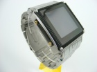 White W818 Touch Screen Waterproof Watch Mobile Phone