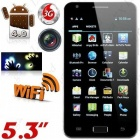 New Haipai I9220 Dual Core MTK6577 Android 4.0 5.3inch 3G Wi
